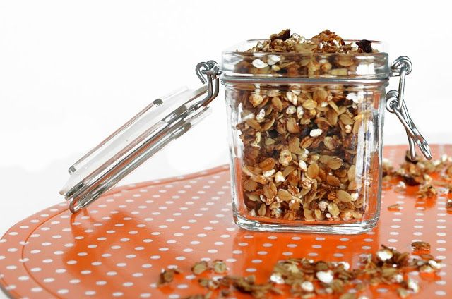 Sweet, bio and delicious: Granola di avena, grano saraceno soffiato e nocciola gentile delle Langhe