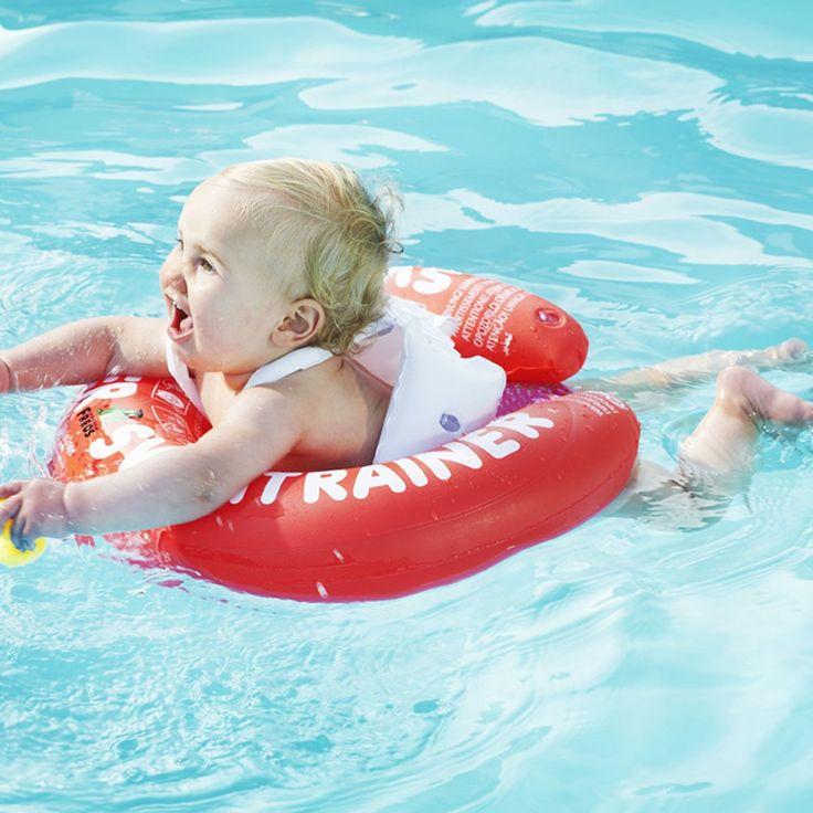 "FREDS SWIM ACADEMY - Swimtrainer - ""Classic"" Red - 13-40 lbs"