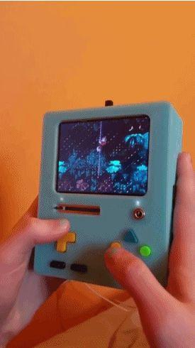 UM BMO emulador de Super Nintendo