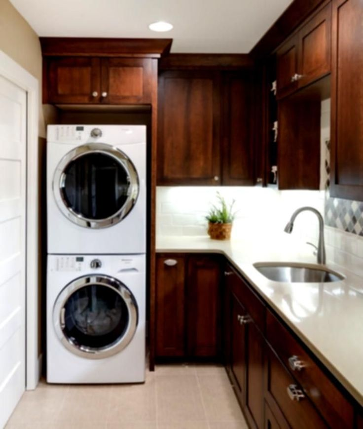 small cabinet best 25 laundry room ideas stacked ideas on 26308