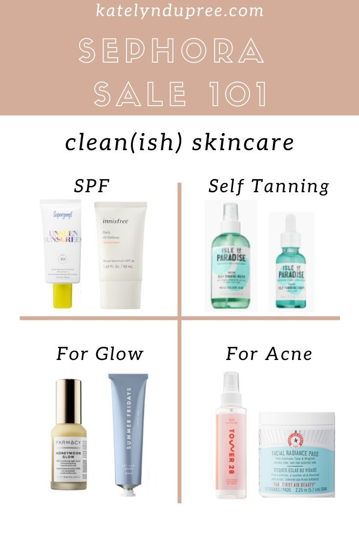 Sephora Sale 101 Clean Ish Beauty Edition In 2020 Sephora Sale Sephora Clean Skincare