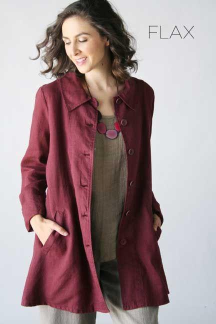 ShopFLAX Clothing NEW at Tender Treasures