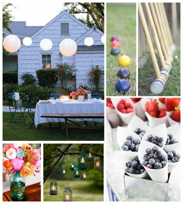 24 Best Images About Backyard Bbq Ideas On Pinterest