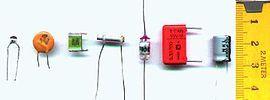 Condensateur (électricité) - Wikipédia