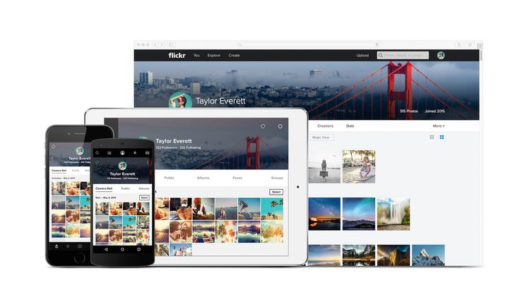Flickr redesigns web and mobile apps to create a powerhouse in online photo storage