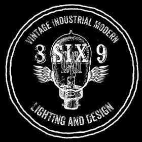 Introducing 8SIX9Design Vintage Industrial Modern Lighting