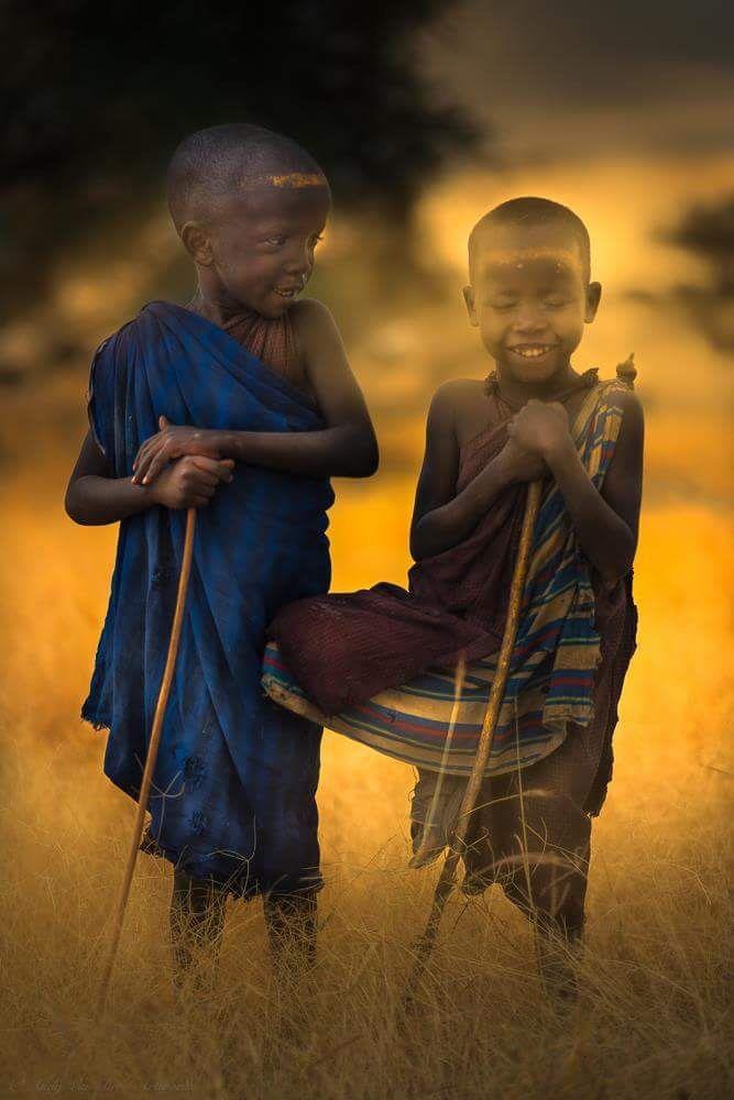 Masai © Andy Van Dee