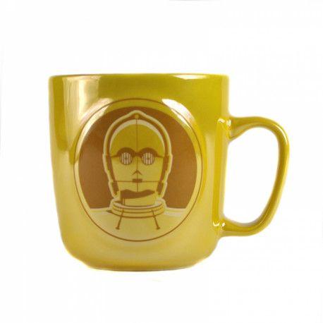 Mug C ReliefCadeau 3po Star Wars 2bD9eEHIYW