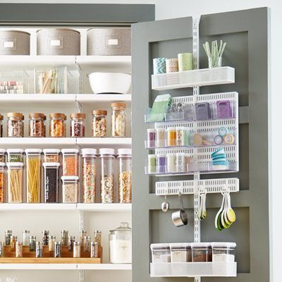 kitchen organisers storage 17 best images about elfa pantry on wall racks 2352