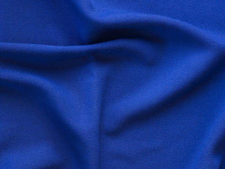 Dagny Fargestudio. Jostedal for Gudbrandsdalen Uldvarefabrik: Electric Blue