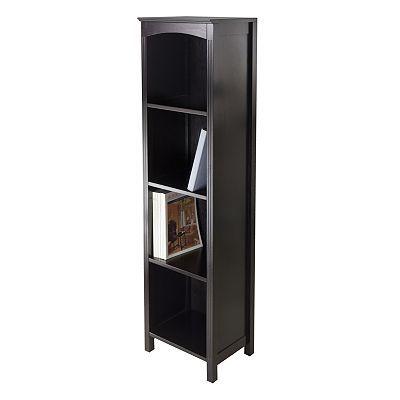 Winsome Terrace Narrow 5-Tier Storage Shelf