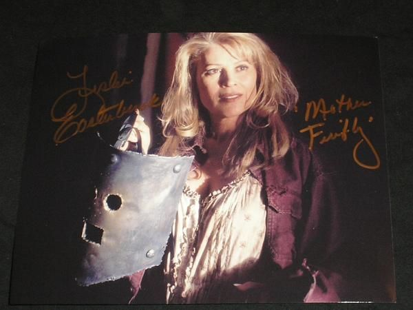 Leslie Easterbrook Signed 8X10 Photo The Devils Rejects Mother Firefly C - HorrorAutographs.com