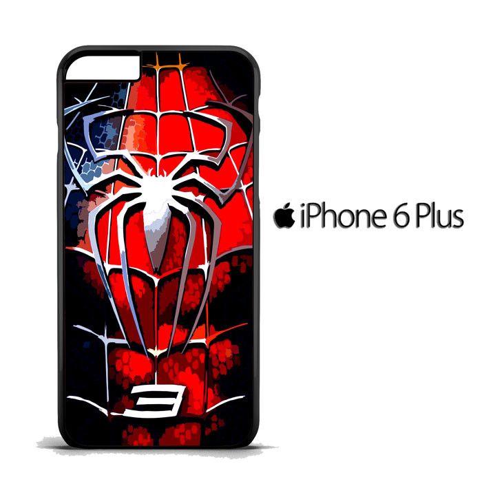 spder man 3 chest R0141 iPhone 6 Plus   6S Plus Case