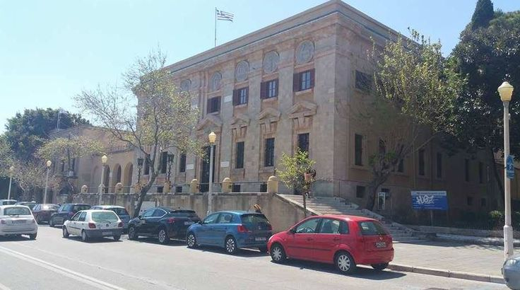 Rhodes Post Office, built by the Italians in the !920's during their occupation on the  island!  https://theislandofrhodes.com/rhodes-town-in-greece