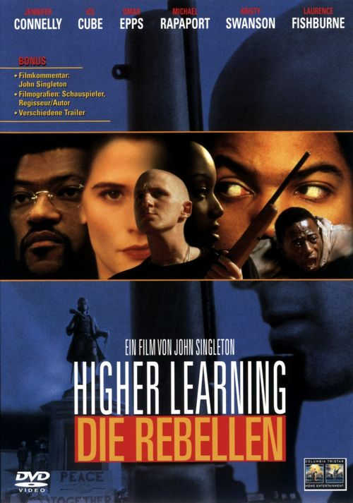 Watch Higher Learning Full-Movie