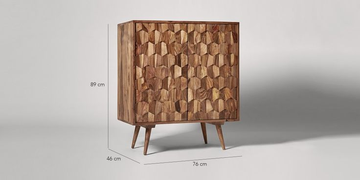 Zabel Bar Cabinet   Swoon Editions