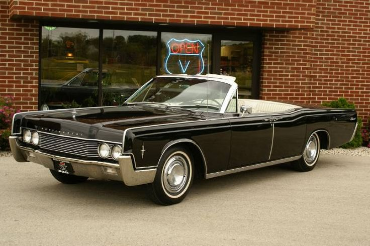 1966 lincoln continental four door convertible carros. Black Bedroom Furniture Sets. Home Design Ideas
