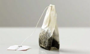 Nanotech tea bag creates safe drinking water instantly, for less than a penny