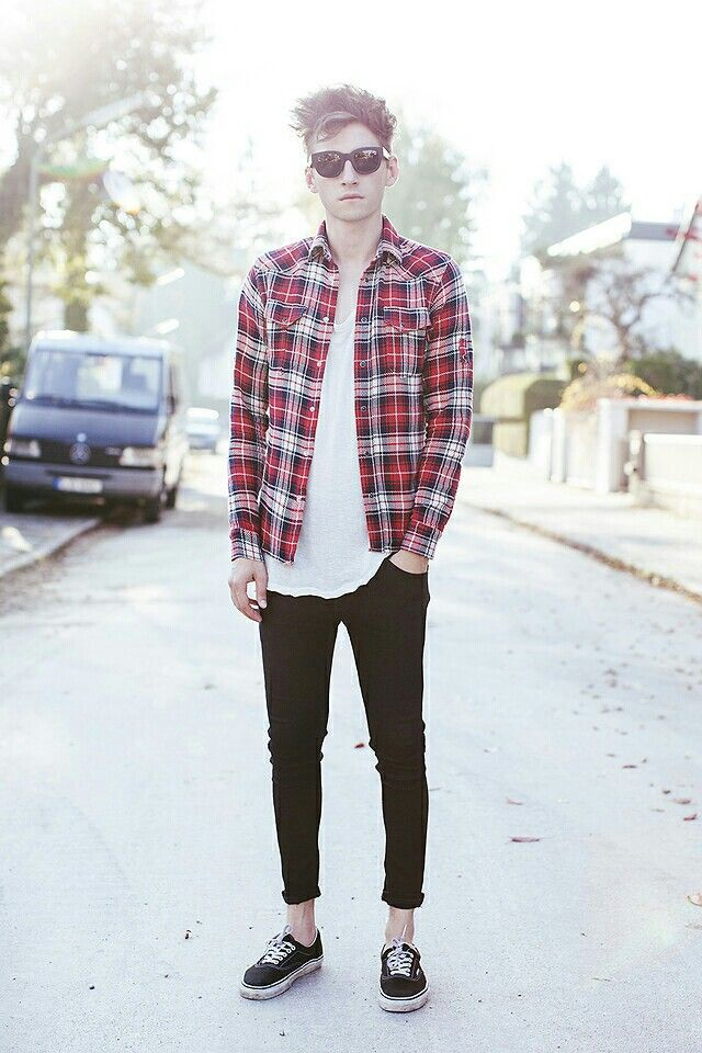 Skater vans boy | Grunge/skate/street Fashion Men | Pinterest | Awesome Boys and Pants