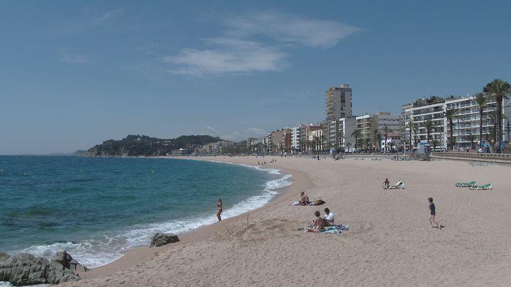 Lloret de Mar, Catalonia - Spain 4K Travel Channel