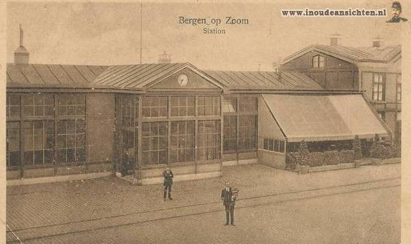 Station, Bergen op Zoom