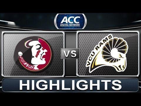 ▶ Florida State vs VCU | 2013 ACC Basketball Highlights - YouTube