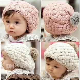 I may be worth finally learning to entrelac if I can make this hat for my bebe