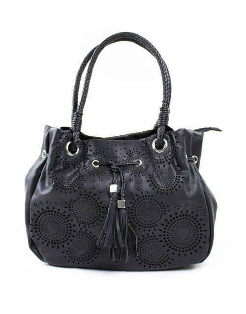 Τσάντα ώμου - Μαύρη 44,99 €