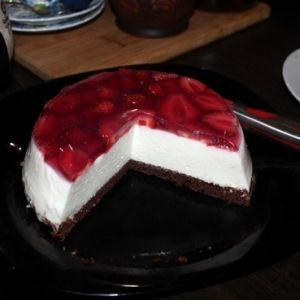 Recipes with photos of Cottage cheese souffle.