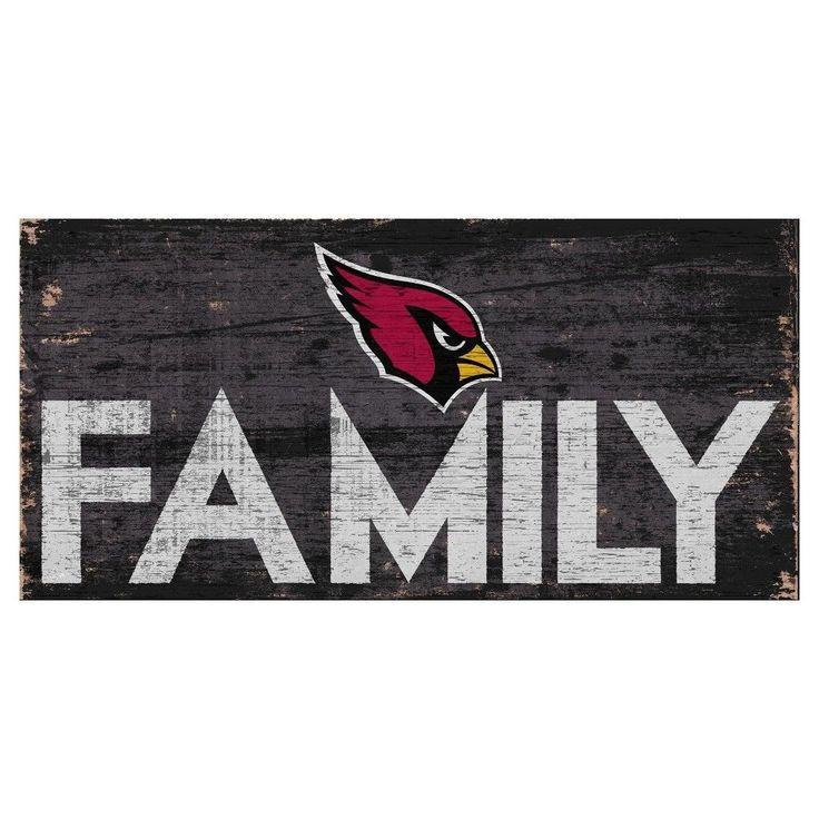 NFL Arizona Cardinals Family Sign