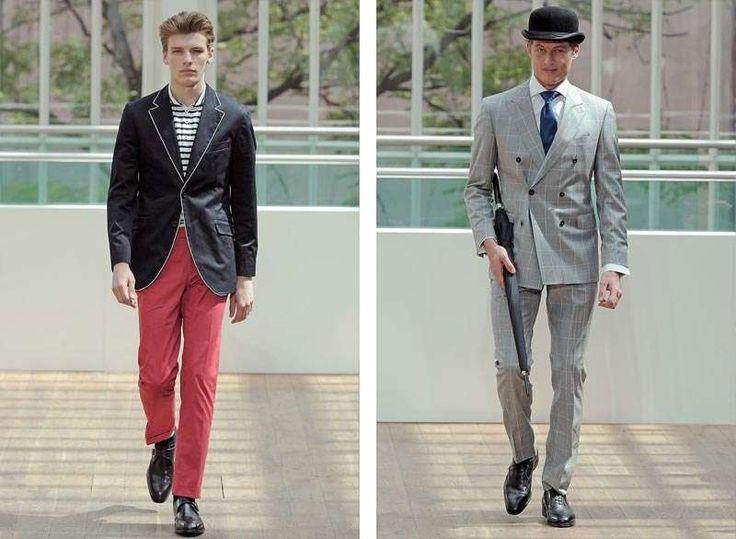 Dapper Film Fashion : The Great Gatsby Style