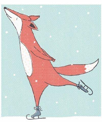 fox print & pattern: DESIGN STUDIO - a fresh bunch