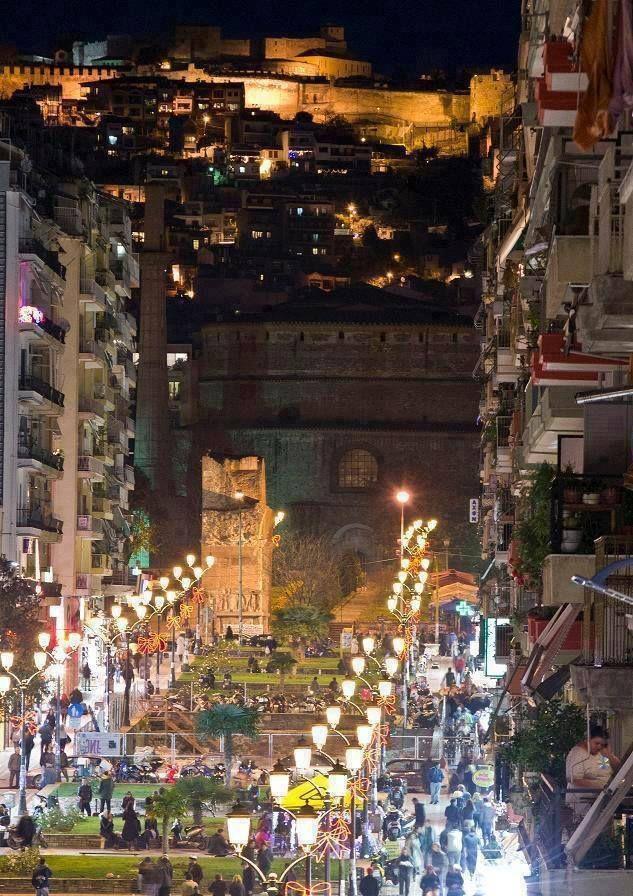 Θεσσαλονίκη (Thessaloniki) à Θεσσαλονίκη, Θεσσαλονίκη