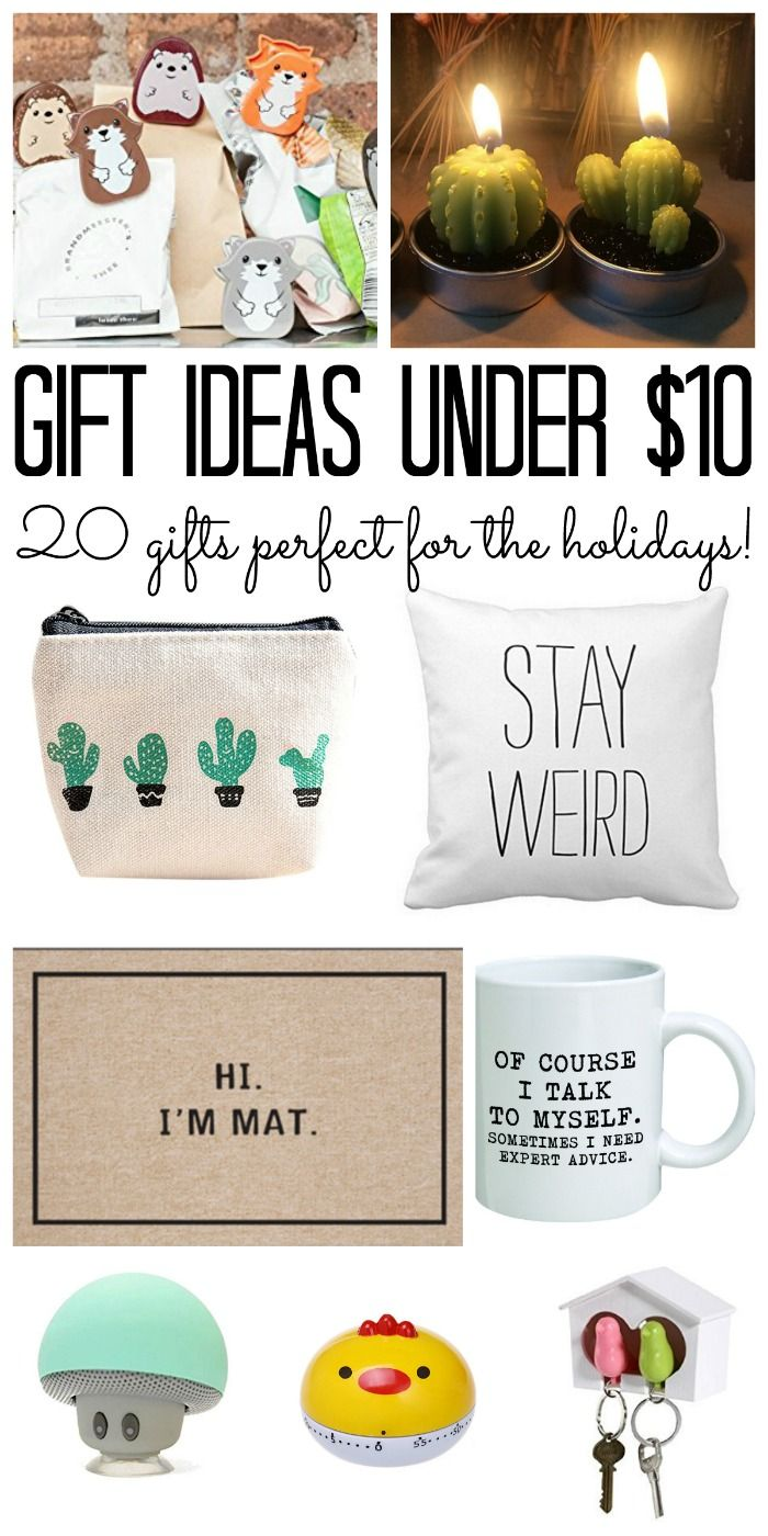 Gifts Under 10 My Gift Guide Cheap Christmas Gifts Christmas Gifts For Kids Affordable Christmas Gifts