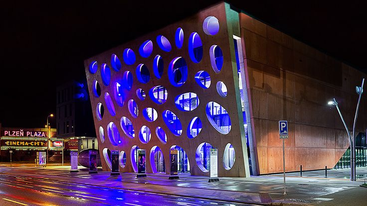 Nové divadlo Plzeň