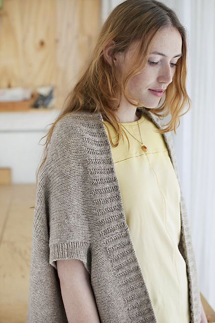 Ravelry: Inversion Cardigan pattern by Jared Flood