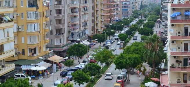 Leiligheter og hus til salgs Alanya