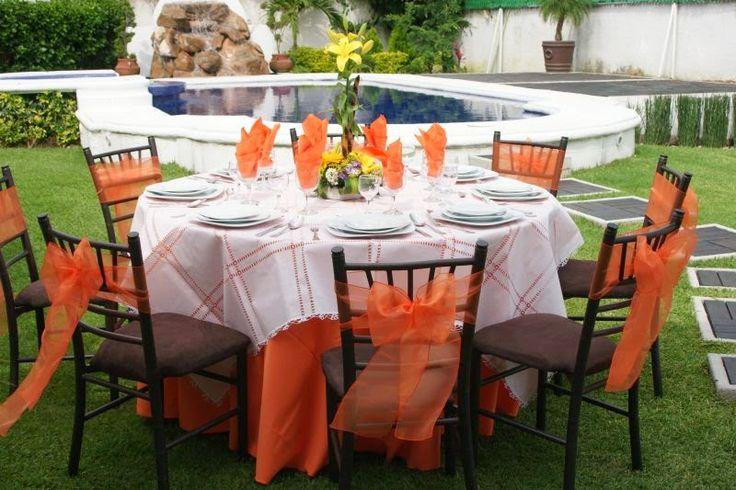 Resultado de imagen para noviecitos de boda en color naranja