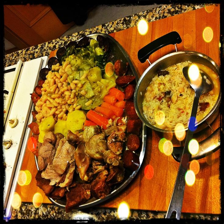 O cozido da meia noite, virou tendência no oito@mesa