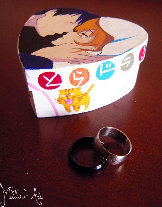Toradora box