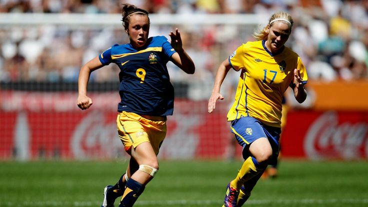 The winner of the best young player at the 2011 FIFA Women's World Cup™, Caitlin Foordis continuing to build a prosperous career for club and country, despite reaching the top the hard way.