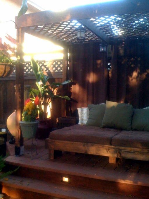 Best 25 Outdoor Sitting Areas Ideas On Pinterest Garden