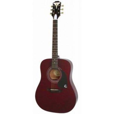 Epiphone Pro-1 Wine Red Akustik Gitar Epiphone marka akustik gitarlar stoklarımıza girmiştir. Sipariş için sitemizi ziyaret edebilirisniz.