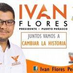 Entrevista a Iván Flores, candidato para presidente municipal por Movimiento Ciudadano