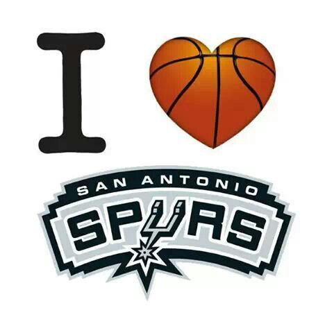 I Love The San Antonio Spurs