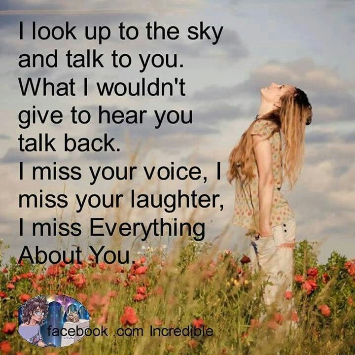 1000+ Mom In Heaven Quotes On Pinterest