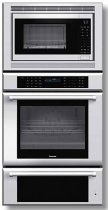 Thermador : MEMCW301EP 30 Tripple Combination Wall Oven - Stainless Steel