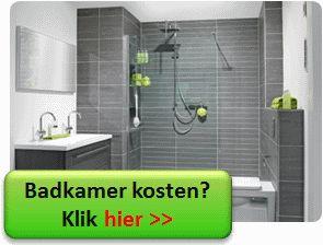 Een kleine badkamer verbouwen met douche, wastafel en liefst toilet. Ontdek 7 slimme tips voor een kleine badkamer!