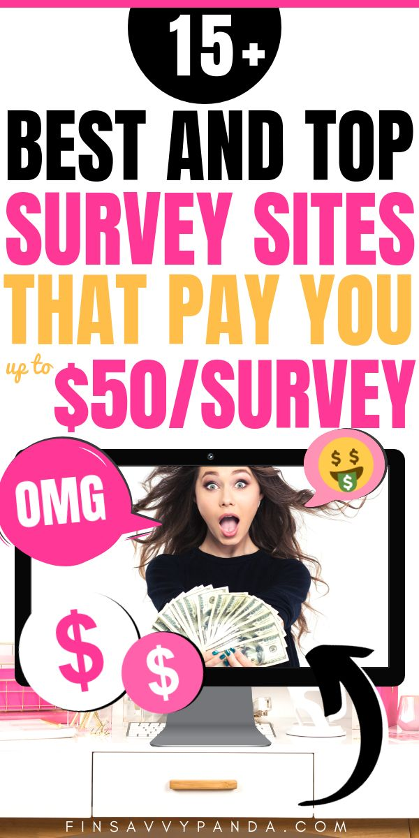 10 Highest Paying Survey Sites You Can Do From Home (Best Survey Sites For Extra Cash)