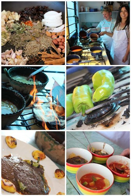 A vegan obsession: A Vegan Cooking Class in Oaxaca, Mexico.  The famo...